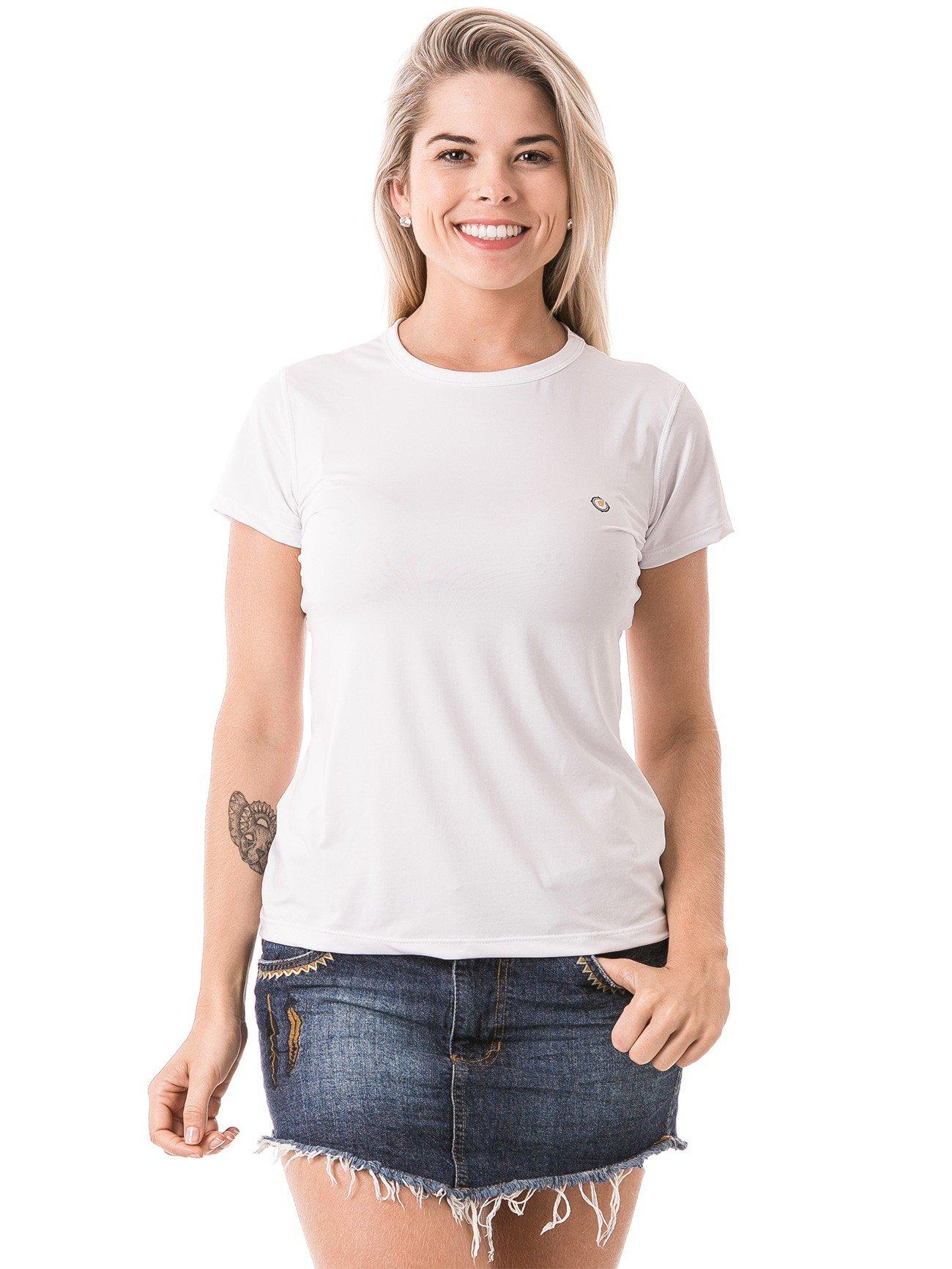 feminia t shirt curta ice branca frente 1 b