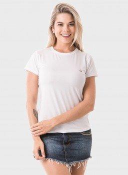 feminia t shirt curta ice branca frente c
