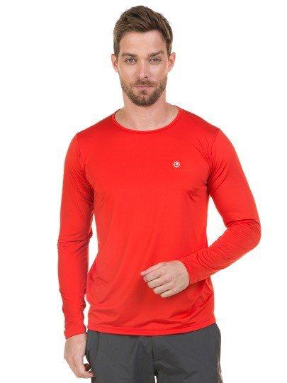 353c7b5333  Extreme UV  Camiseta Basic Masculina com Proteção Solar Manga Longa -  R 49