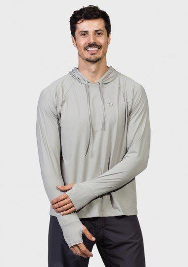 masculina raglan com capuz frente cinza c