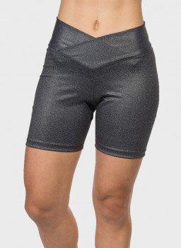 shorts cirre com protecao solar alta compressao extreme uv frente dois c