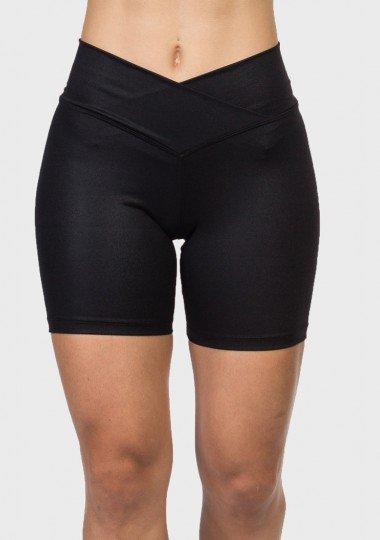 shorts cirre com protecao solar media compressao extreme uv frente dois c
