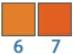escala indice uv 6 e 7