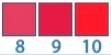 escala indice uv 8 a 10
