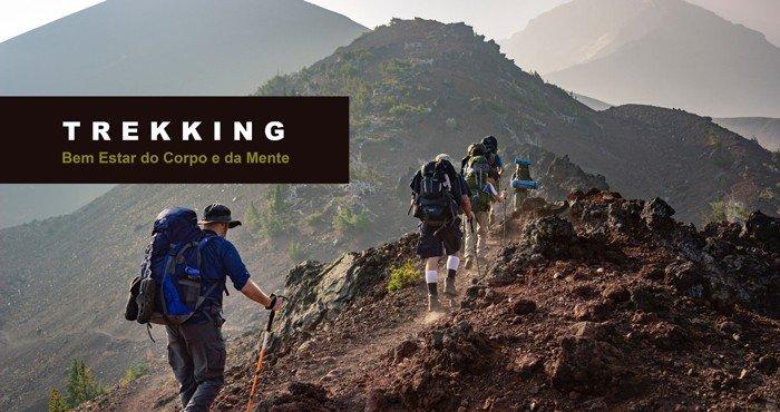 Trekking - Bem Estar do Corpo e da Mente
