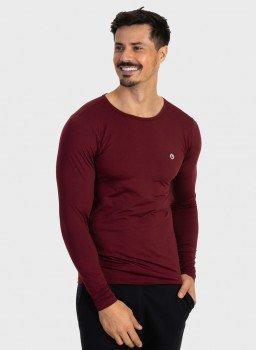 camisa segunda pele termica com protecao solar extreme uv masculina bordo lateral c