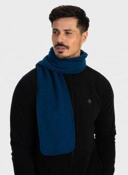 cachecol fleece masculino extreme uv azul c
