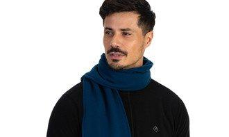 cachecol fleece masculino extreme uv preto quadro 1