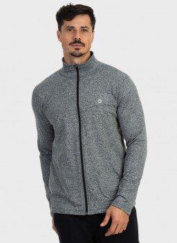 jaqueta termica para frio com bolso mescla masculina extreme uv frente fechada c