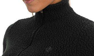 casaco sherpa felpudo feminino extreme uv detalhe quadro 1