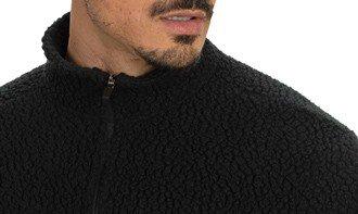 casaco sherpa felpudo masculino extreme uv detalhe quadro um3