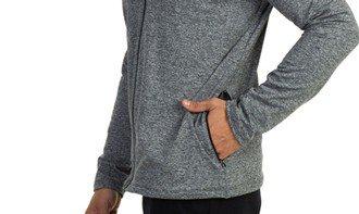 jaqueta masculina termica com bolso