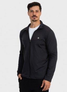 jaqueta termica para frio com bolso masculina extreme uv chumbo lateral cc