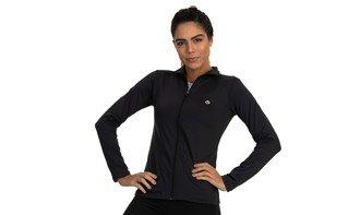 jaqueta feminina térmica detalhe