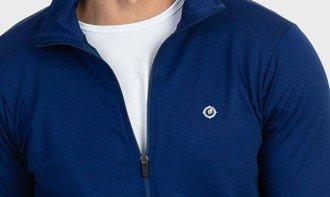 jaqueta masculina termica detalhes