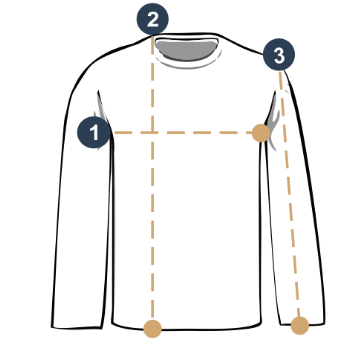 camisa uv manga longa