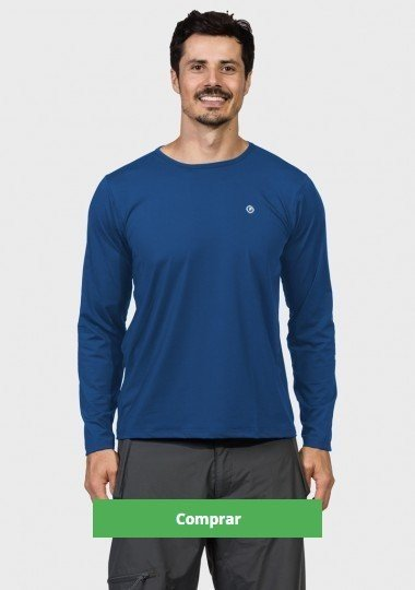 camisa uv masculina repelente