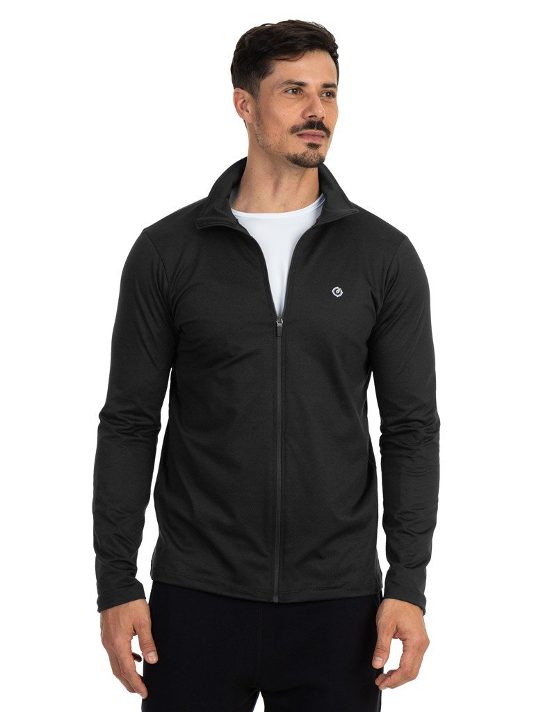 jaqueta termica para frio masculina extreme uv chumbo frente b