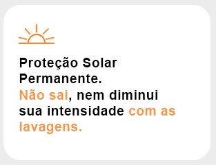 Proteçnao Solar Permanente