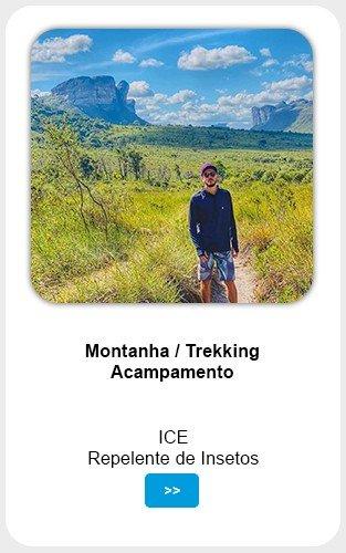 Roupas UV para uso na Montanha / Trekking e Acampamento